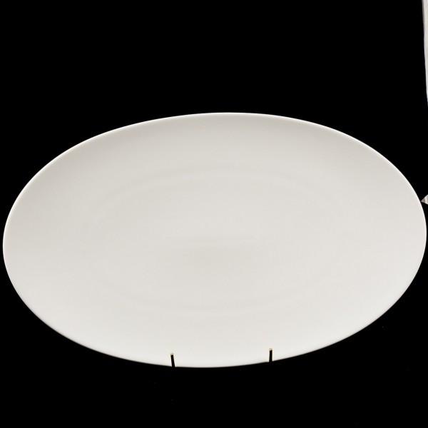 Servierplatte lang und oval