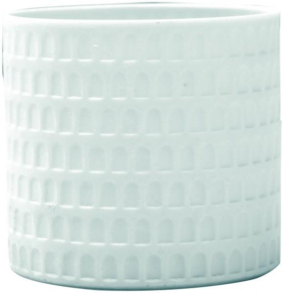 Tischlicht Roma Zylinder, matt