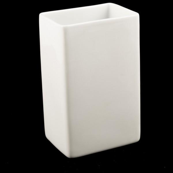 Vase rechteckig