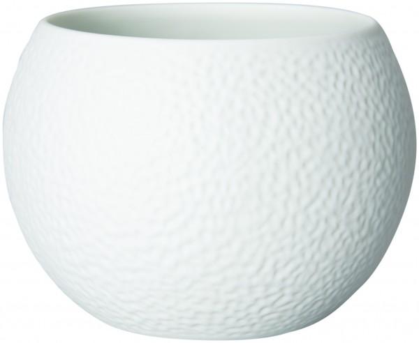 Tisch Teelicht point S, Kugel, matt