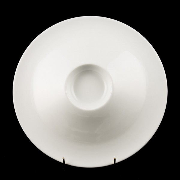 Gourmetteller S Lune, kleine Vertiefung 8 cm