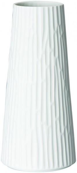 Vase Bark matt mit Struktur