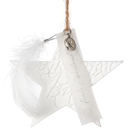 Sternenanhänger, Weihnachtszauber
