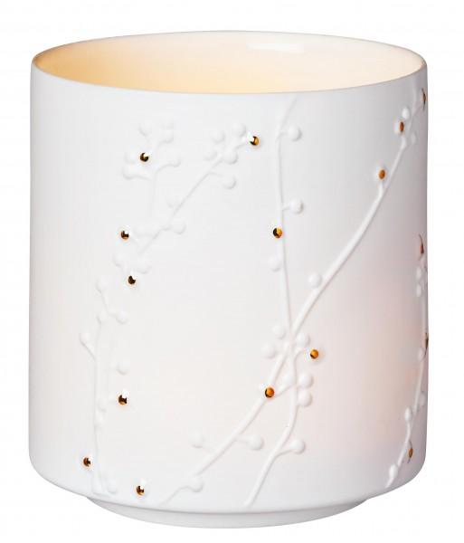 Teelicht Porzellantraum