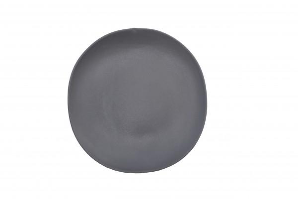 Shell Line, Teller matt schwarz