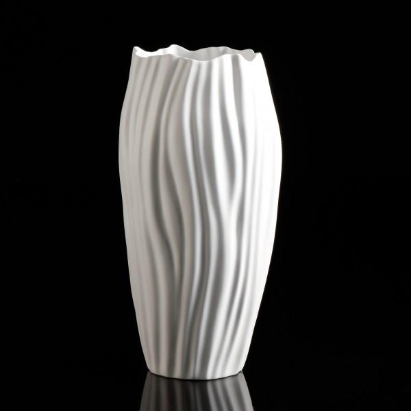 Vase Spirulina, 40 cm